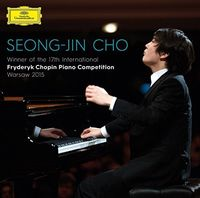 Seong Cho -Jin - Winner: 17th International Chopin Piano Competitio