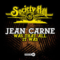 Jean Carne - Was That All It Was