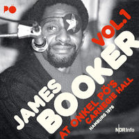 James Booker - At Onkel Po's Carnegie Hall Hamburg 1976 1 (2pk)