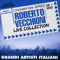 Roberto Vecchioni - Live Collection [Import]