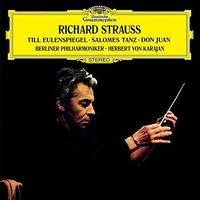 R Strauss / Karajan,Herbert Von - R. Strauss: Don Juan / Till Eulenspieg [Limited Edition] (Dsd)