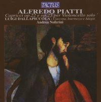 A.C. PIATTI - Caprices For Solo Cello