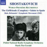 Polish National Radio Symphony Orchestra - Girlfriends Salute to Spain / Rule Britannia