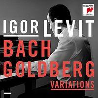 Igor Levit - Bach Beethoven Rzewski