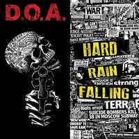 D.O.A. - Hard Rain Falling [LP]
