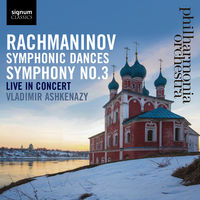S.E. Elgar - Rachmaninov: Symphony No. 3 - Symphonic Dances
