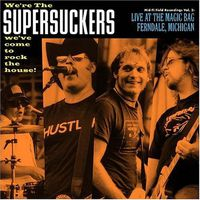 The Supersuckers - Live At The Magic Bag Ferndale Mi