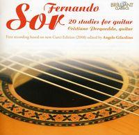 Cristiano Porqueddu - 20 Studies for Guitar
