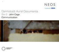 John Cage - Darmstadt Aural Documents Box 2