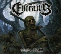 Entrails - Raging Death [Import]