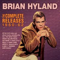 Brian Hyland - Complete Releases 1960-62