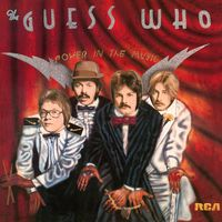 Guess Who - Power In The Music