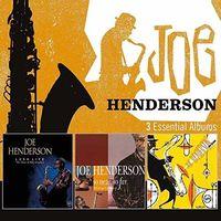 Joe Henderson - 3 Essential Albums (Can)