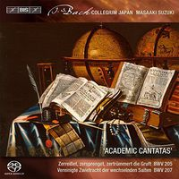 Bach Collegium Japan - Secular Cantatas 4 (Hybr)