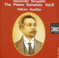 A. Acriabin - V 2: Piano Sonatas - Nos 2 3 6 8 10