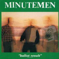 Minutemen - Ballot Results