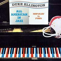 Duke Ellington - All American In Jazz / Midnight In Paris (W/Book)