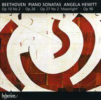 L.V. Beethoven - Piano Sonatas 3