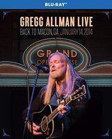 Gregg Allman - Gregg Allman Live: Back To Macon, GA [Blu-Ray]