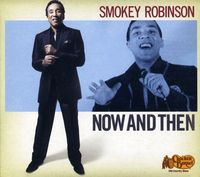 Smokey Robinson - Now & Then [Import]