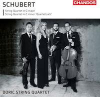Doric String Quartet - Schubert: String Quartets Nos. 12 & 15