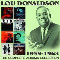 Lou Donaldson - Complete Albums Collection: 1959-1963