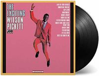 Wilson Pickett - Exciting Wilson Pickett (Hol)