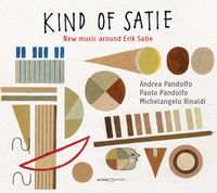 PAOLO PANDOLFO - Kind of Satie: New Music Around Satie