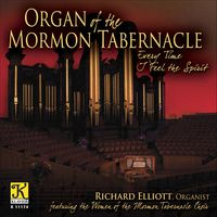 Organ Of The Mormon Tabernacle - Organ Of The Mormon Tablernacle: Every Time I Feel
