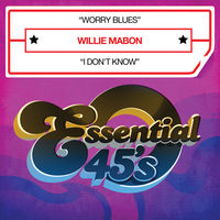 Willie Mabon - Worry Blues