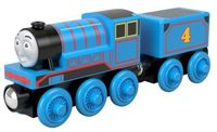 Thomas and Friends Wooden Railway - Fisher Price - Thomas and Friends Wooden Railway: Gordon