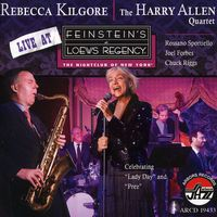 Harry Allen - Live at Feinsteins at Loews Regency