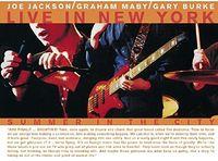 Joe Jackson - Summer In The City / Live (Hol)