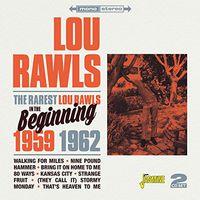 Lou Rawls - Rarest Lou Rawls-In the Beginning 1959-62