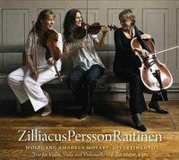 Cecilia Zilliacus - Divertimento