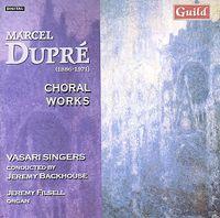 Vasari Singers - Choral Works