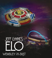 Jeff Lynne's ELO - Jeff Lynne's ELO: Wembley Or Bust [2CD/DVD]