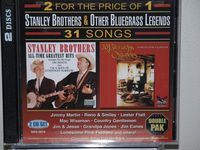 Stanley Brothers - Bluegrass Originals: All Time Greatest