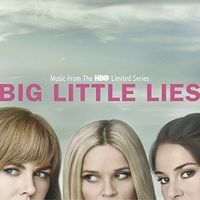 Various Artists - Big Little Lies [Music From The HBO Limited Series 2LP]