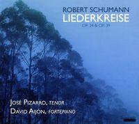 Schumann - Liederkreise Op 24 & Op 39