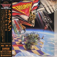 Triumph - Just A Game (Jpn) (24bt) [Remastered] (Jmlp)