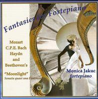 Monica Jakuc - Fantasies For Fortepiano