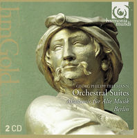 Telemann - Orchestral Suites