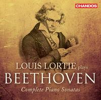 LOUIS LORTIE - Complete Beethoven Piano Sonatas