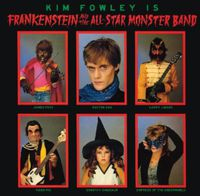 Kim Fowley - Frankenstein & The All-Star Monster Band