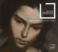 Mario Sollazzo - Domenico Scarlatti: Sonate