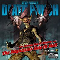 Five Finger Death Punch - The Wrong Side Of Heaven And The Righteous Side Of Hell, Vol. 2 [Deluxe w/DVD]
