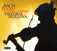 Viktoria Mullova - Sonatas & Partitas for Violin Solo