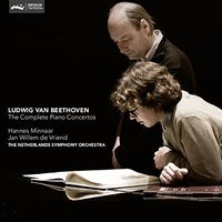 Hannes Minnaar - Beethoven: The Complete Piano Concertos
