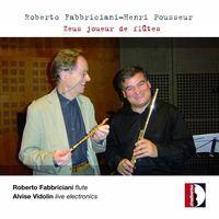 Roberto Fabbriciani - Fabbriciani : Zeus Joueur de Flutes